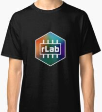 rLAB multi-colour logo Classic T-Shirt