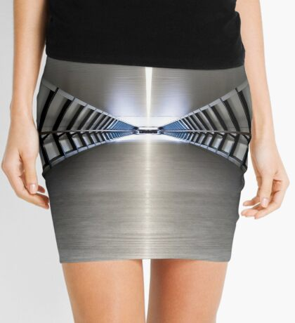 Adams Plaza Bridge Mini Skirt