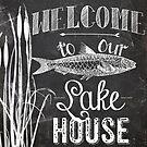 Lake House III by mindydidit