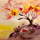 Orangenmärchen von Marianna Tankelevich