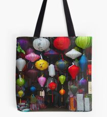 Lanterns, Hoi An Tote Bag