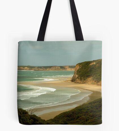 South Side of Bells Beach Tote Bag