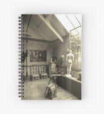 Workplace Rodin Spiral Notebook