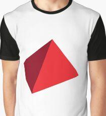 tetrahedron Graphic T-Shirt