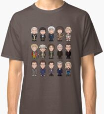 The Fifteen Doctors Classic T-Shirt