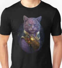 Thanmeows and the Infinity Paw Unisex T-Shirt