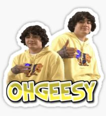 OHGEESY Shoreline Mafia Sticker