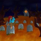 Graveyard Hex by CuriKnight5