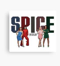 Spice Girls - Spice World Tour 2019 (Spiceworld Logo 1) Canvas Print