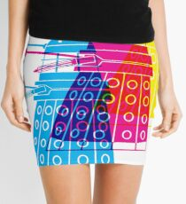 Cursed Daleks Mini Skirt
