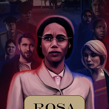 Rosa by jephwho