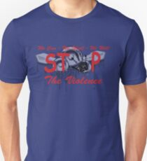 Stop the Violence T-Shirts Unisex T-Shirt