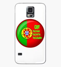 CR7 themed merchandise, all unique, just for you. Case/Skin for Samsung Galaxy