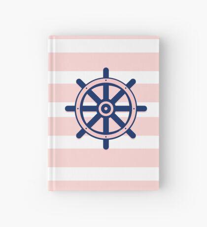 AFE Nautical Ship Wheel  Hardcover Journal