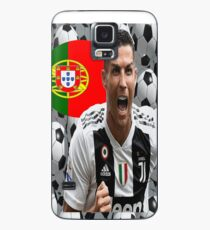 CR7 themed fan merchandise. Case/Skin for Samsung Galaxy