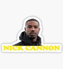 Wrong - Michael B. Cannon Sticker