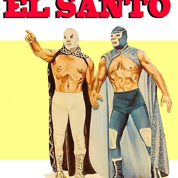 SANTO y Bluedemon by andely10