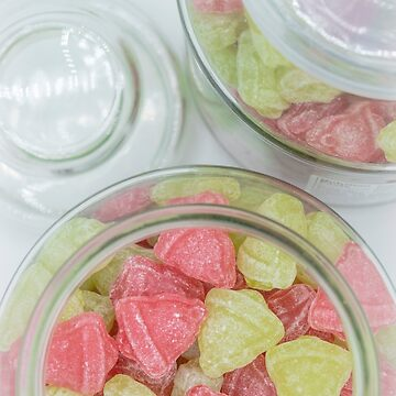 Christmas Mix - Heller & Strauss Tutti Frutti Fruit Flavored Candies - Made In Germany by Sophie76