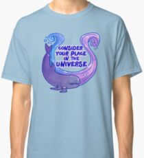 Existentiwhale: Consideration Classic T-Shirt