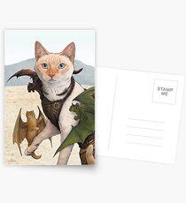 Catleesi Postcards