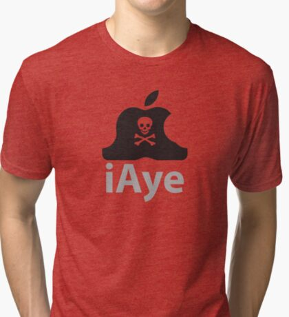iAye Tri-blend T-Shirt