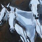 Grey Beauties by Ela Ladwig