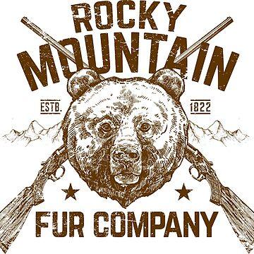 Rocky Mountain Fur Company by Mindspark1