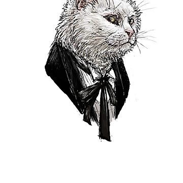 1st Doctor Mew by jennyparks