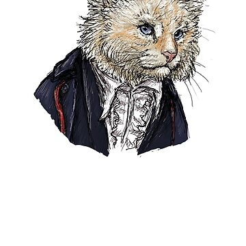 3rd Doctor Mew by jennyparks