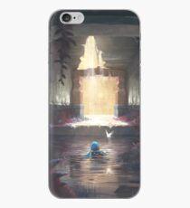 Vinilo o funda para iPhone El templo del agua