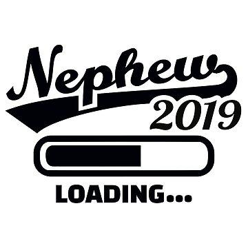 Nephew 2019 loading by Designzz