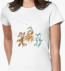#Enzyme #Informatics, #EnzymeInformatics, #particle #chemistry #medicine #biology #science #biochemistry #shape #chemical #illustration #acid #connection #design #symbol #molecular #insect #horizontal Women's Fitted T-Shirt