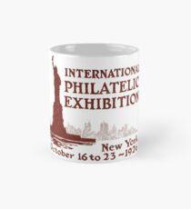 1926 New York City Stamp Show Mug