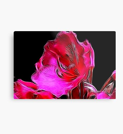 Fractual Bloom Metal Print