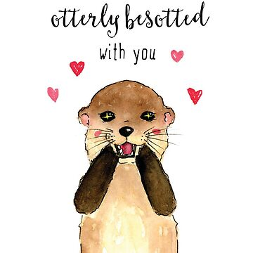 Otterly Besotted de Elvedee