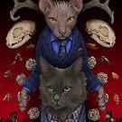 Cattibal by Jenny Parks