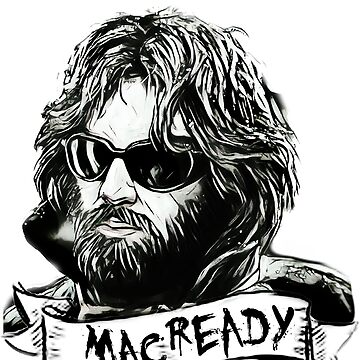 MacReady by JTK667