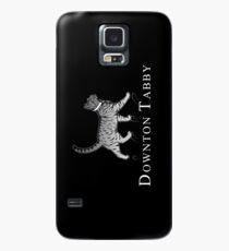 Downton Tabby Case/Skin for Samsung Galaxy