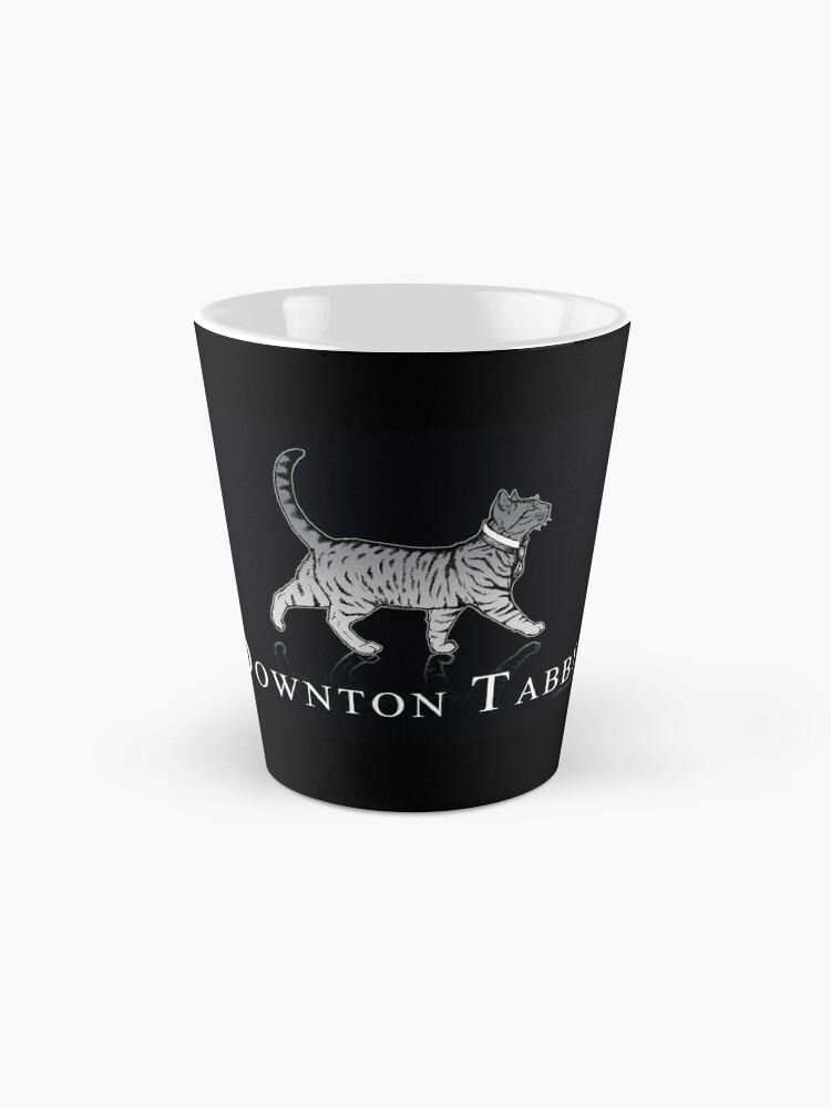 Alternate view of Downton Tabby Mug