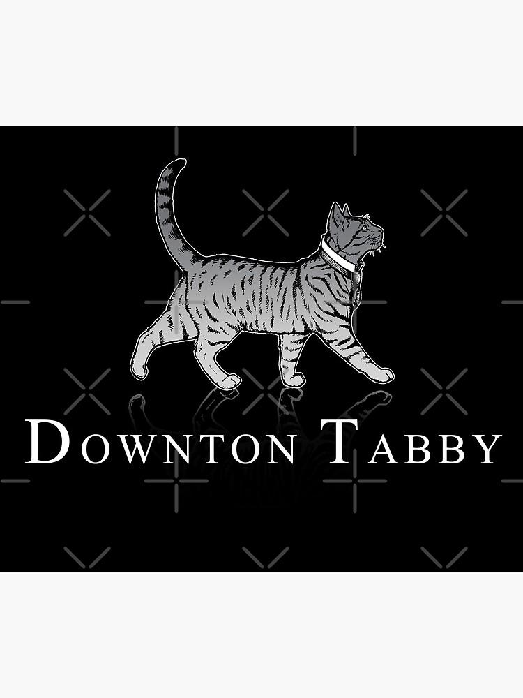 Downton Tabby by jennyparks