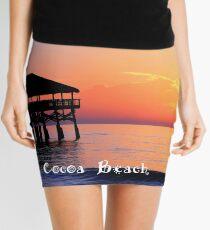 Cocoa Beach- Cocoa Beach Mini Skirt