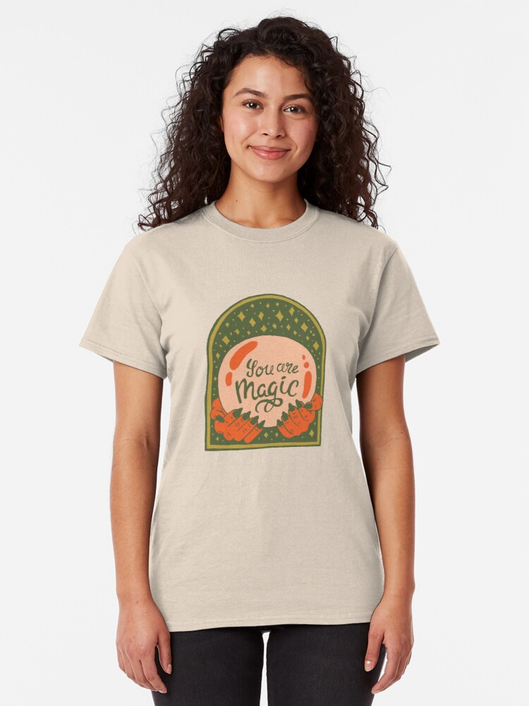 Alternate view of You are Magic Classic T-Shirt