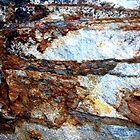 Rock Fishing by Kathie Nichols