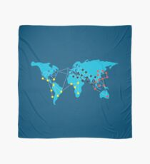 Pandemia Boardgames Scarf
