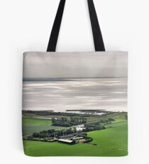 A look from above..... Tote Bag