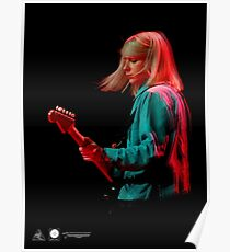 Alvvays - Molly Poster