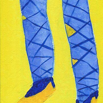 Legs by shizayats