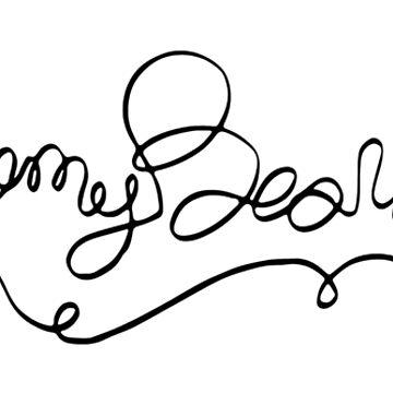 #TheGoodPlace: #JeremyBearimy by michaelroman
