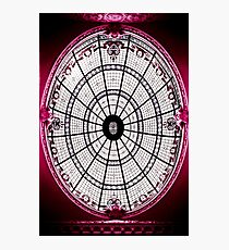 Domed Photographic Print