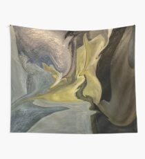 Liquid Color Abstract Wall Tapestry